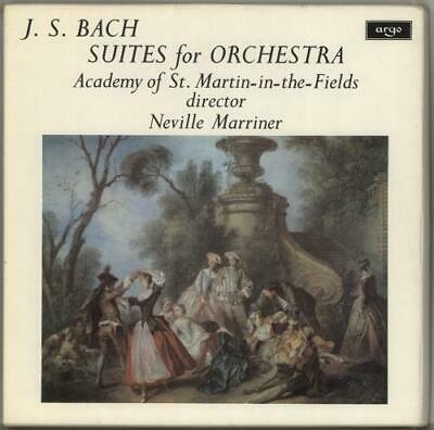 Academy Of St. Martin-In-The-Fields Bach: Suites For Orch... Vinyl Box Set UK • 23£