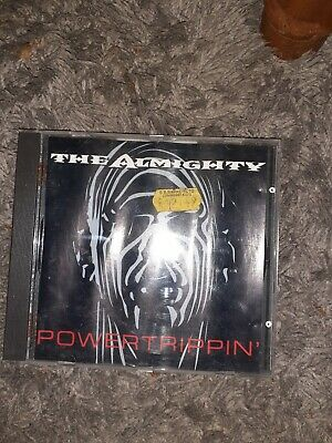 The Almighty Powertrippin Cd • 3£