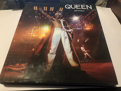 Queen By Jeff Hudson Beautiful Heavy Hardback Picture Book • 18.25£