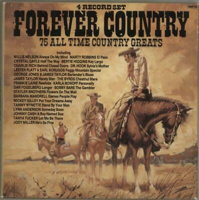Various-Country Forever Country UK Vinyl Box Set IMP93 • 39.10£