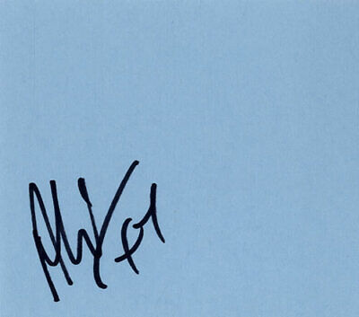 Pages From An Autograph Book Elliot Minor Memorabilia UK Autographed • 51.70£