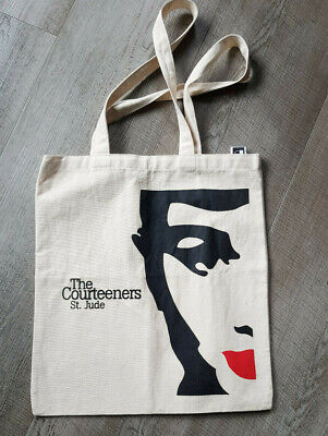 Courteeners St Jude Tote Bag • 5.99£