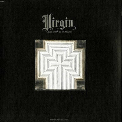 Various-Religious Vinyl Box Set Virgin: A Rock Opera By The Mission USA • 45.30£