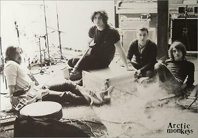 Arctic Monkeys 2009 Limited Edition Lithograph UK Poster Promo LITHO PRINT • 51.10£