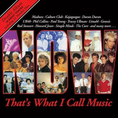 NOW 1 THAT'S WHAT I CALL MUSIC 1 Now 1 2 CD VARIOUS Artists New • 3.90£