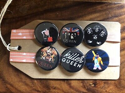 Queen Band - Pin Badge Set • 4.99£