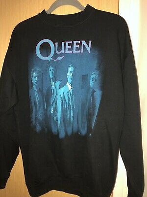 Queen The Miracle Rare 1989 Official Sweat Top • 0.99£
