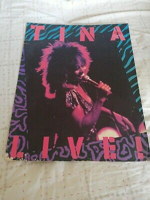 Tina Turner Private Dancer Tour- Tina Turner Live! 1985 • 0.99£
