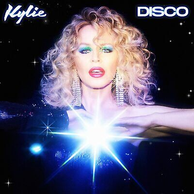 KYLIE MINOGUE DISCO CD (New Release November 6th 2020) - IN STOCK • 10.92£