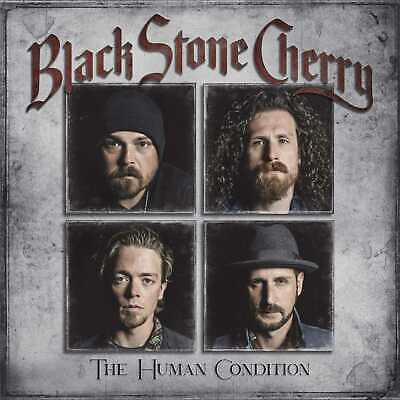 BLACK STONE CHERRY THE HUMAN CONDITION (CD) (Released 30/10/2020)  • 12.29£