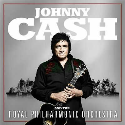JOHNNY CASH AND THE ROYAL PHILHARMONIC ORCHESTRA CD (Released 13/11/2020)  • 10.98£