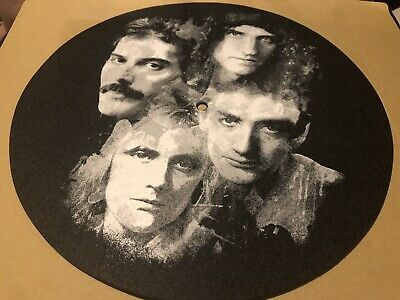 Queen Forever Record Mat Limited Edition Near Mint • 8.50£