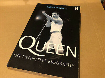 Queen The Definitive Biography Laura Jackson Paperback • 4.25£