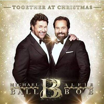 MICHAEL BALL & ALFIE BOE TOGETHER AT CHRISTMAS CD (Release 20/11/2020) IN STOCK • 10.95£
