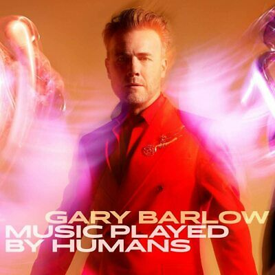 GARY BARLOW MUSIC PLAYED BY HUMANS CD (New Release 27/11/2020) IN STOCK • 10.97£