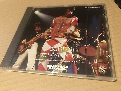 Queen Live Earls Court 1977 Rare Dvd Limited Edition Nr Mint  • 7.25£