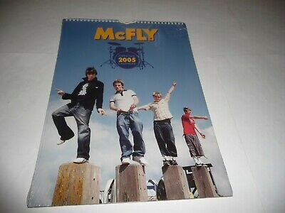 McFly - Official 2005 Calendar (Danilo) SEALED • 17.50£