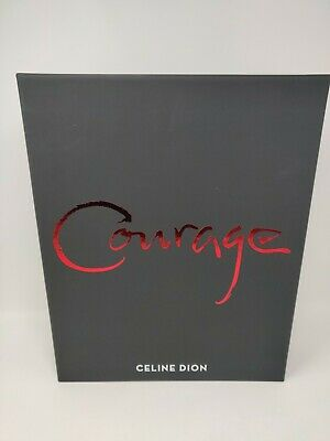 Celine Dion Courage 2019 Tour Full VIP Merchandise Box Brand New • 25.16£
