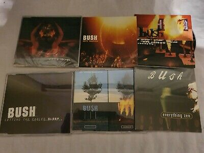 Bush  Cd  Collection  Mint  *some Promos* • 3£