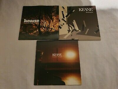 Keane Promo Only Original Cd  Collection  Mint  Rare  • 3£