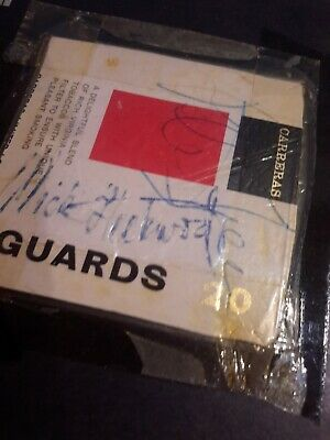 Genuine Personal Signatures Of Peter Green And Mick Fleetwood • 105£