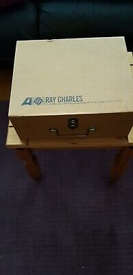Ray Charles Pure Genius: Complete Atlantic Recordings 1952-1959 Rare 8 CD Set • 75£