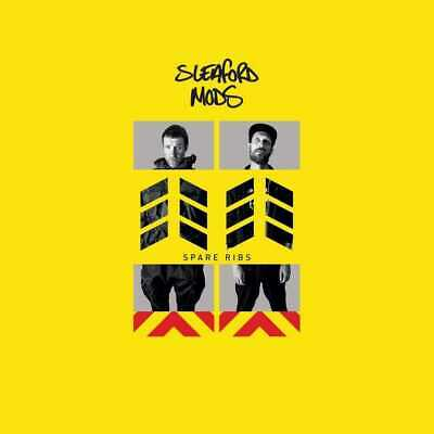Sleaford Mods - Spare Ribs (NEW CD) • 9.73£