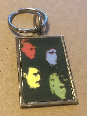 Queen Staying Power Fanclub Limited Metal Keyring  • 4.50£