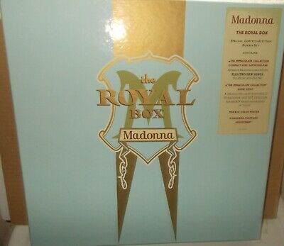 Madonna  The Royal Box  Special Limited Edition Box Set. • 51£