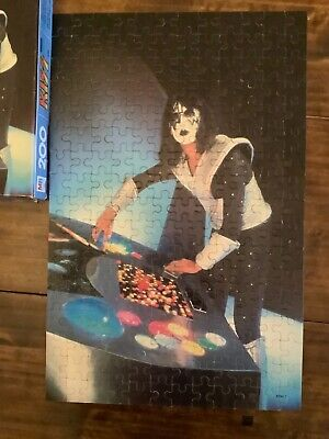 Kiss Puzzle Series,1978, 1. Ace Frehley • 50£