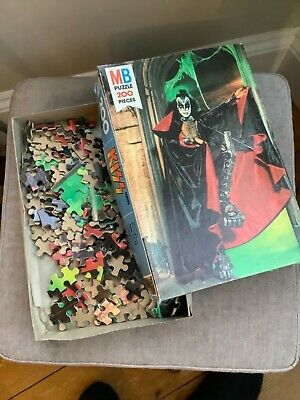 Kiss Puzzle Series,1978, 4. Gene Simmons. • 50£