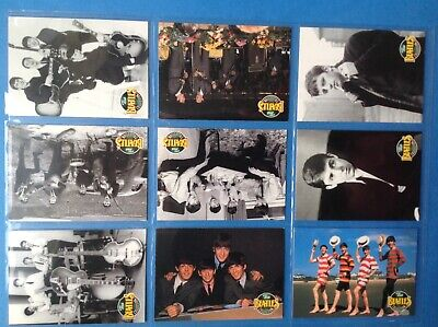 45-the Beatles Collection Cards-collectors Cards-1993 Apple Corp-the River Group • 19.99£