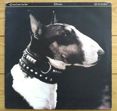 Pixies Here Comes Your Man 4-track UK Vinyl 12  Single 4AD BAD909 1st Press 1989 • 10.99£