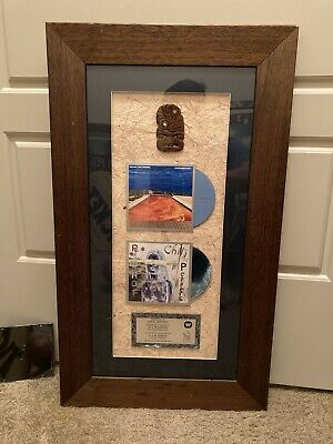 Red Hot Chili Peppers RIAA Award Platinum CALIFORNICATION/BY THE WAY Rare RHCP • 567.46£