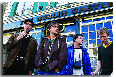 Blur At The Dublin Castle Camden 1995 Poster New - Maxi Size 36 X 24 Inch • 7.99£