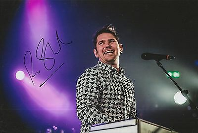 Roy Stride Hand Signed 12x8 Photo Scouting For Girls 2. • 29.99£