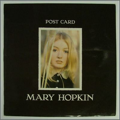 Mary Hopkin Post Card LP (UK) • 22£