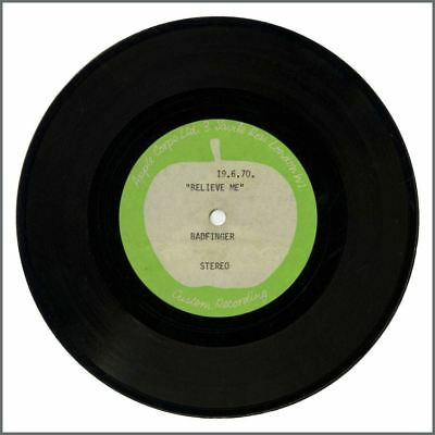 Badfinger – 1970 Believe Me Apple Acetate (UK) • 715£