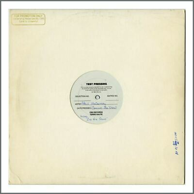 Paul McCartney Coming Up (Live) CBS 12 Inch Test Pressing (USA) • 525£