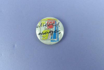 Altered Images Vintage Button Pin Badge • 5£
