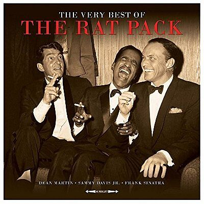 The Very Best Of The Rat Pack - 2 Lp Gatefold Set - Green Vinyl • 19.99£