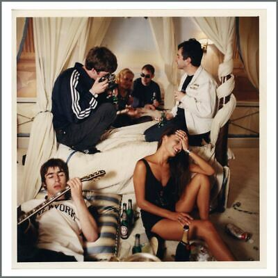 Oasis 94 Cigarettes & Alcohol Front Cover Outtake Photo Michael Spencer Jones UK • 215£