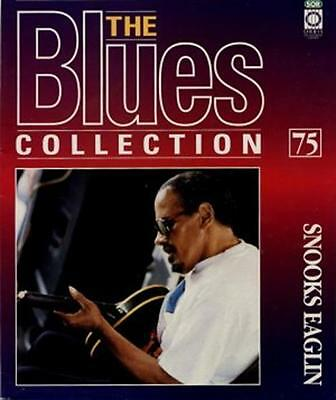 Snooks Eaglin Blues Magazine With Free CD • 11.77£