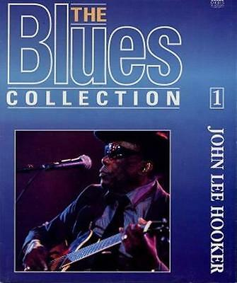 John Lee Hooker Blues Magazine With Free CD • 11.77£
