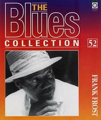 Frank Frost Blues Magazine With Free CD • 11.77£