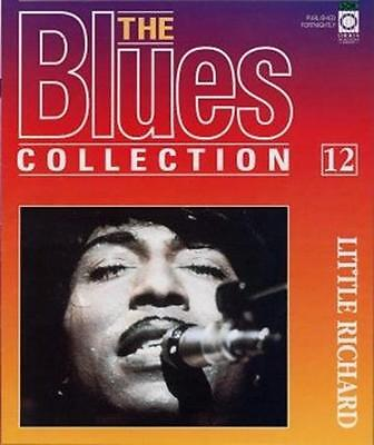 Little Richard Blues Magazine With Free CD • 11.77£