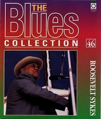 Roosevelt Sykes Blues Magazine With Free CD • 11.77£
