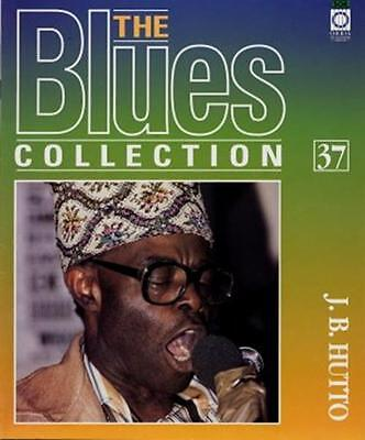 J.B. Hutto Blues Magazine With Free CD • 11.77£