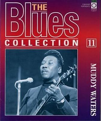 Muddy Waters Blues Magazine With Free CD • 11.77£