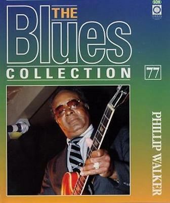 Phillip Walker Blues Magazine With Free CD • 11.77£
